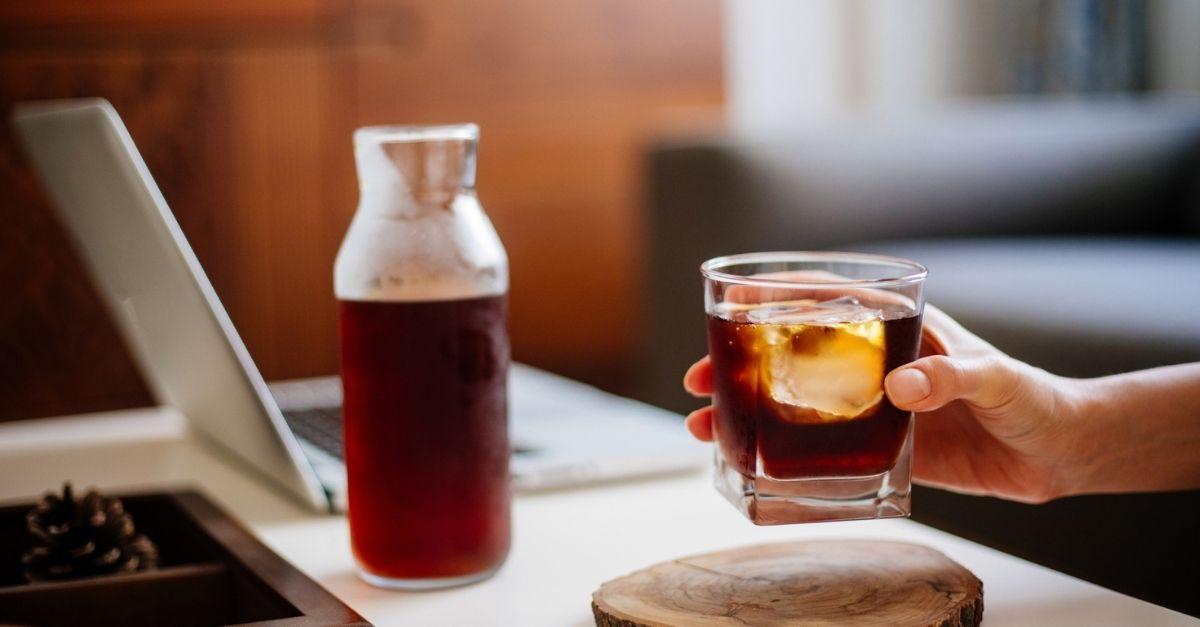 Il caffè freddo da bere in primavera: il cold brew