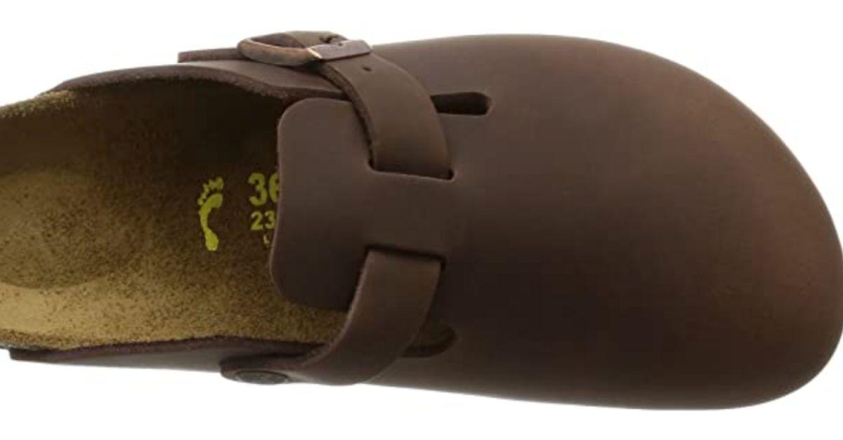 Birkenstock Boston, i sandali perfetti per la primavera