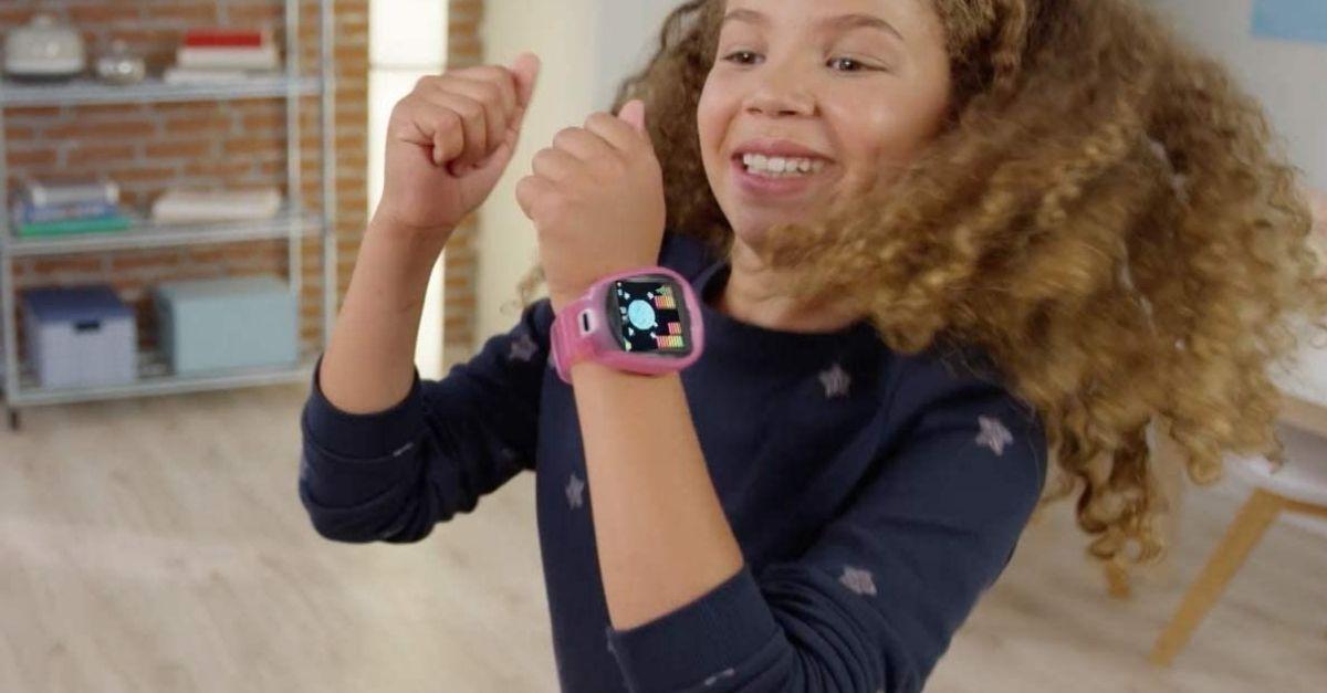 Ecco lo smartwatch adatto ai più piccoli
