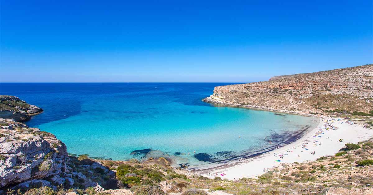 La spiaggia dei Conigli di Lampedusa è ancora una volta fra le 25 più belle al mondo