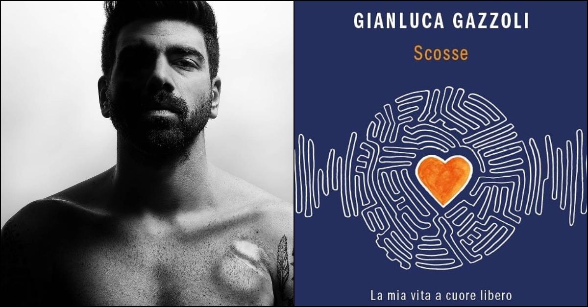 """Gianluca Gazzoli: """"Vivo con un defibrillatore impiantato nel petto che mi tiene in vita"""""""