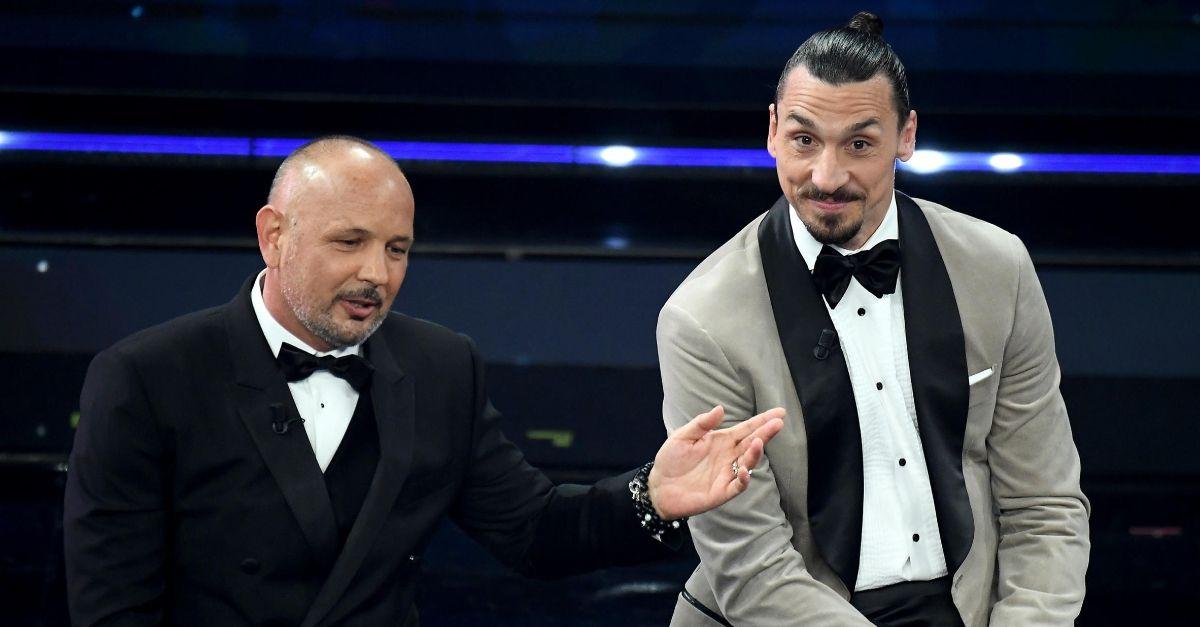 Ibrahimovic racconta la malattia di Mihajlovic: la risposta di Sinisa spiazza lui e Amadeus