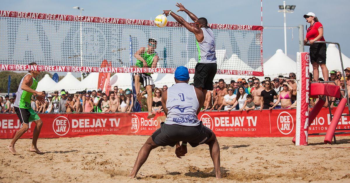 Beach Volley Marathon 2021 dall'11 al 13 giugno, Bibione: la sfida ha inizio.