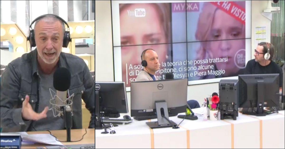 Il caso Pipitone nello show-reality in Russia: il commento a Deejay chiama Italia