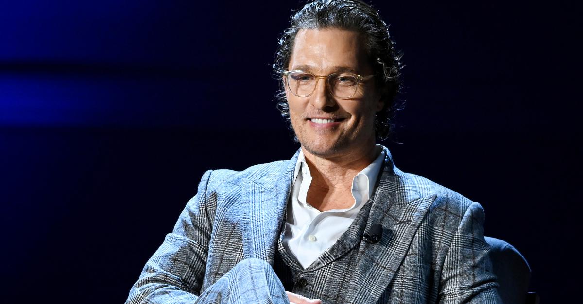 Matthew McConaughey pronto a scendere in politica? Secondo i sondaggi vincerebbe le elezioni