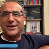 """Carlo Conti torna in prima serata con Top dieci: """"Dj si rimane per sempre"""""""
