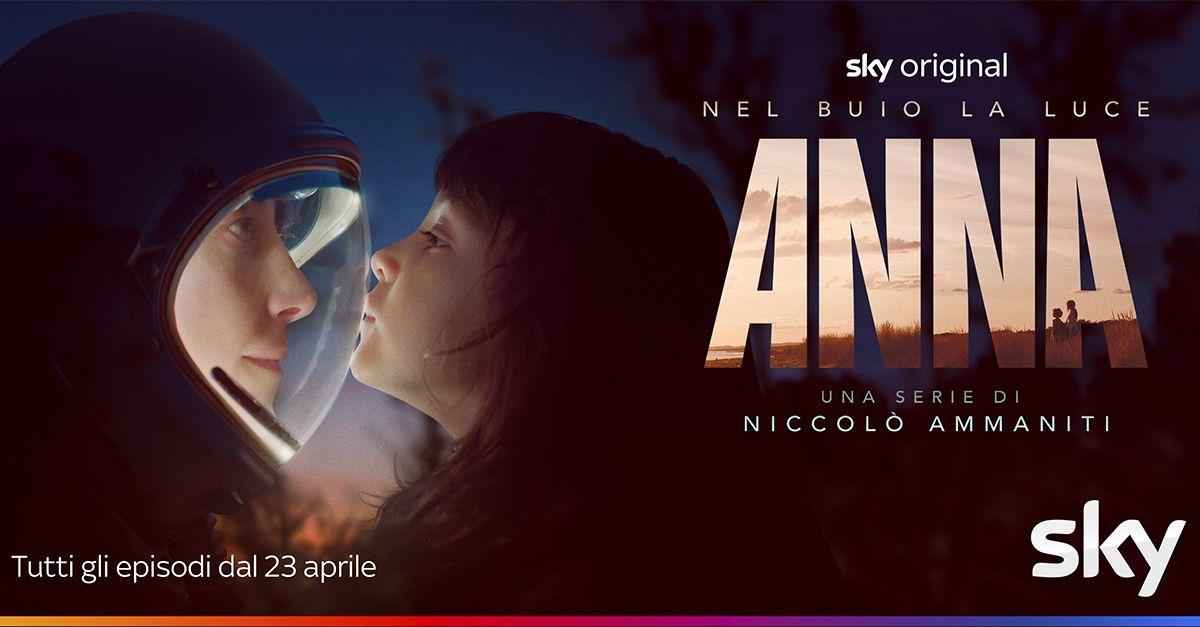 """""""Anna"""", il mondo senza più adulti di Niccolò Ammaniti diventa una serie. Dal 23 aprile tutti gli episodi su Sky"""