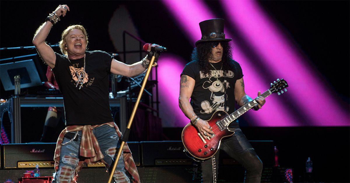 Guns N' Roses annunciano la data italiana del loro tour: suoneranno a Milano nel 2022