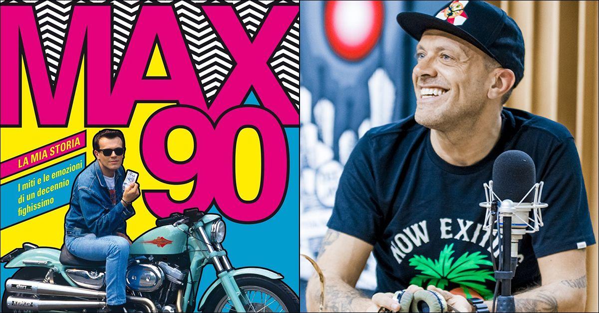"""Max90, le emozioni di un decennio """"fighissimo"""" raccontate da Pezzali"""