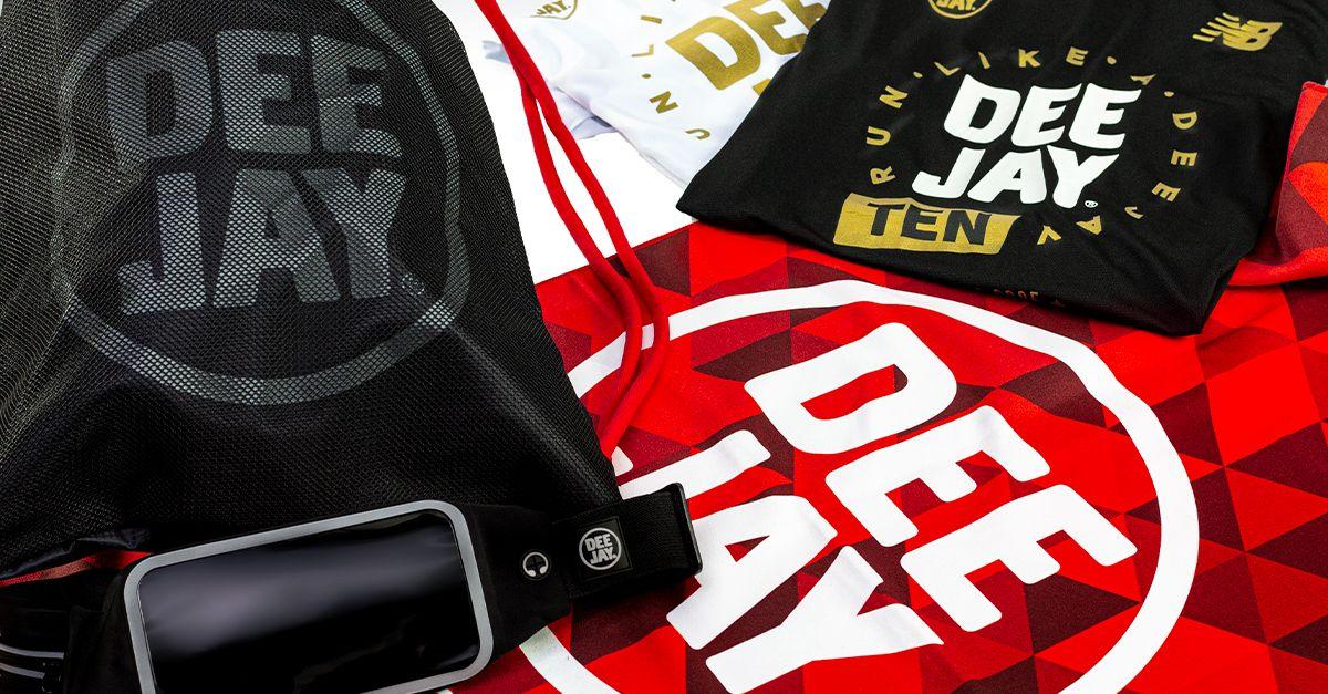Deejay Official Store: scopri la nostra nuova linea sportiva