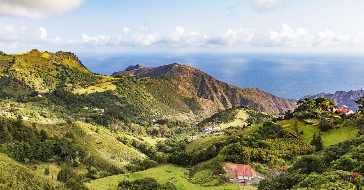 Vacanze sicure: perché l'isola di Sant'Elena potrebbe essere la meta ideale