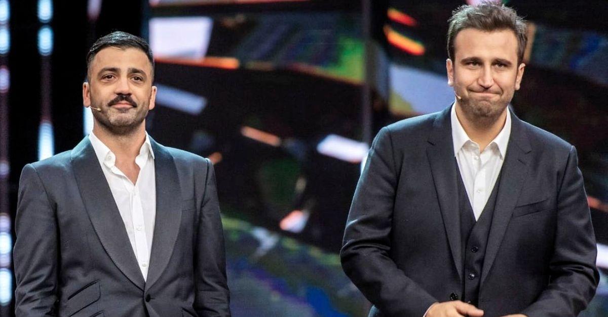 """Pio e Amedeo rispondono alle polemiche per il monologo a """"Felicissima Sera"""""""