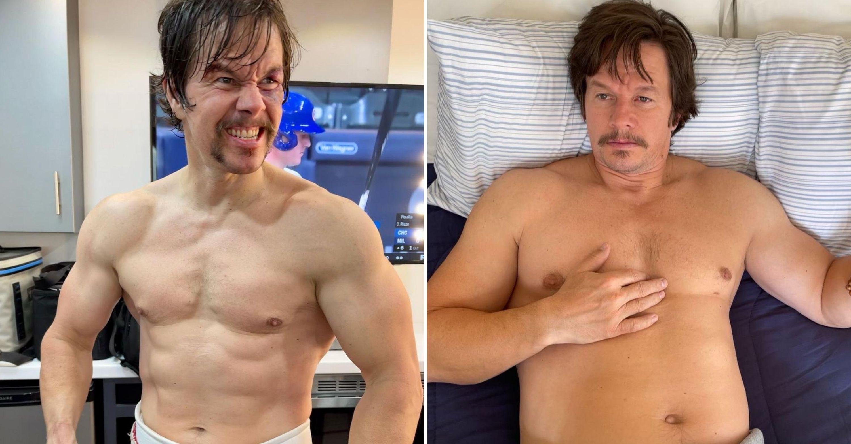 Mark Wahlberg è ingrassato di 10 kg in tre settimane per il suo nuovo film