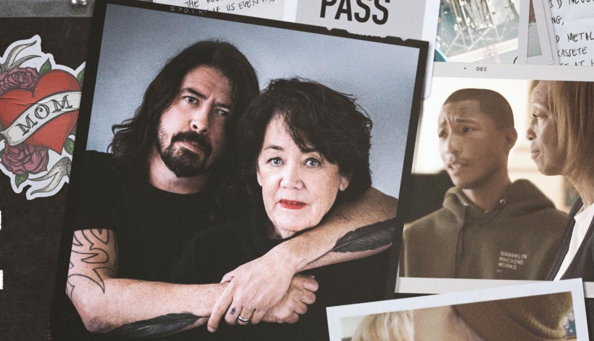 Come essere mamme delle rockstar: lo racconta la madre di Dave Grohl
