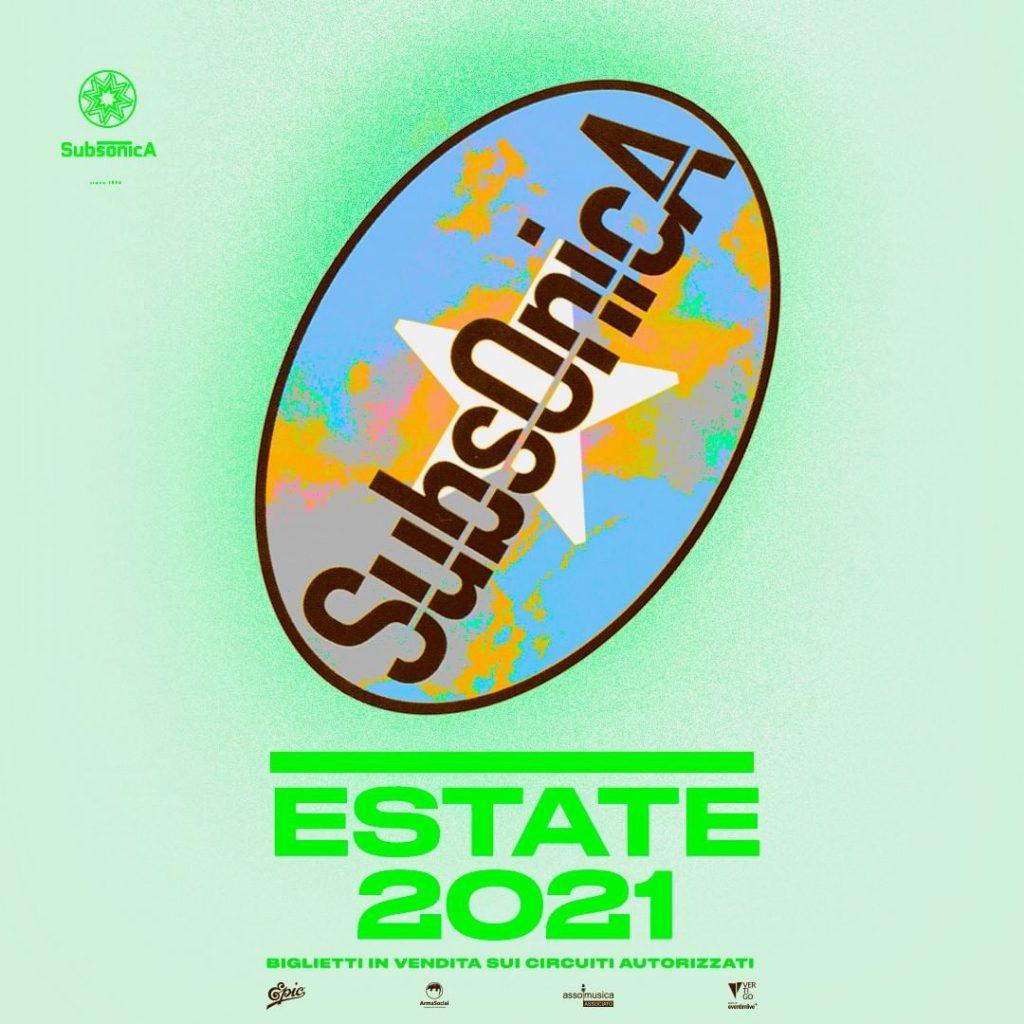 Subsonica in tour nell'estate 2021: concerti e biglietti | Radio Deejay