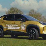 Dinamica, inarrestabile e unica: debutta la nuova Toyota Yaris Cross Hybrid
