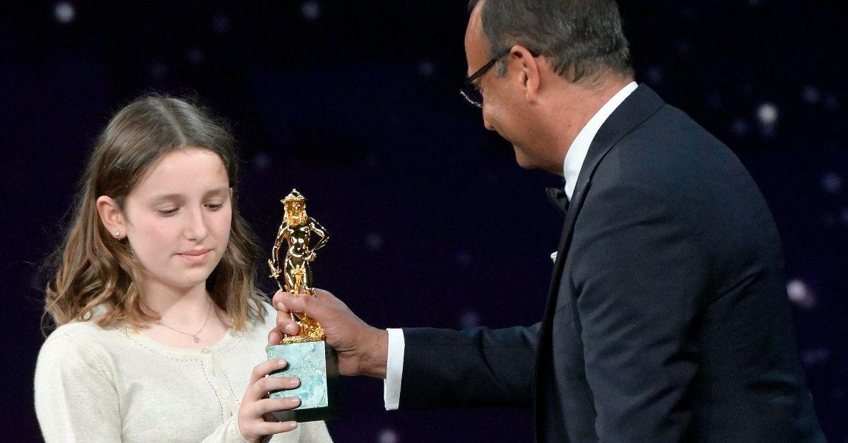 """David di Donatello a Mattia Torre, la figlia ritira il premio e commuove: """"Bravo papà"""""""