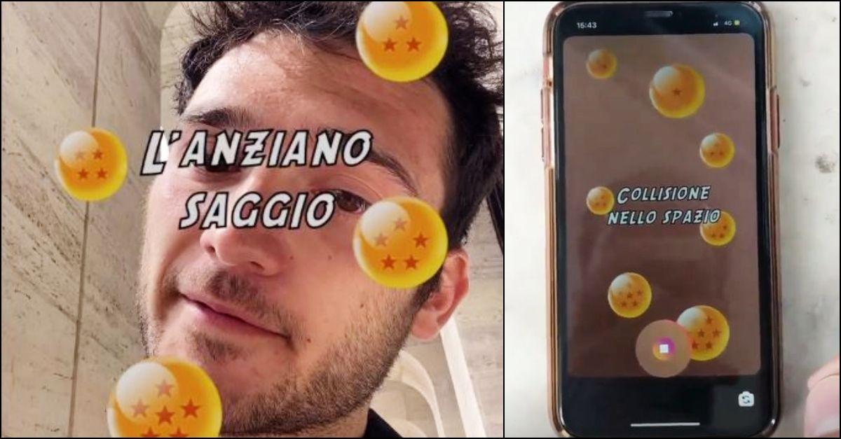 Filtro Dragon Ball: come usare i titoli degli episodi per i meme su Instagram