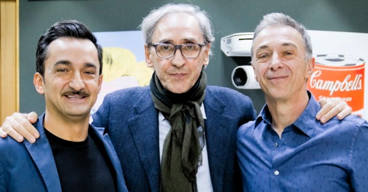 Franco Battiato nei ricordi di Linus e Nicola tra aneddoti ed episodi in radio