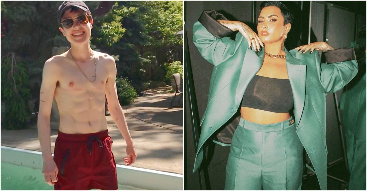 Elliot page è transessuale, Demi Lovato è non binaria: quale differenza c'è?