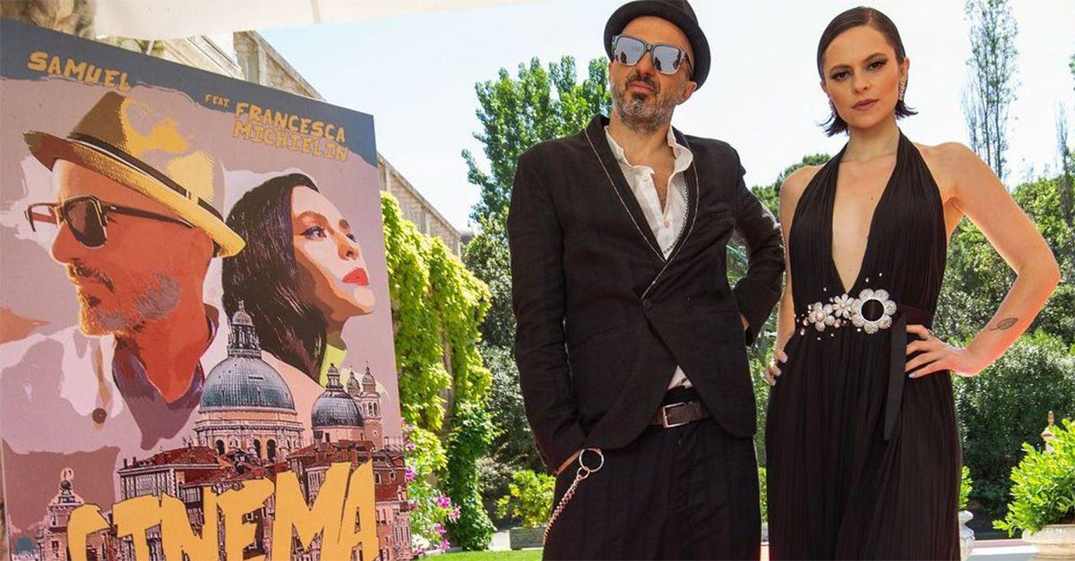 Cinema, il nuovo singolo di Samuel con Francesca Michielin è un invito a tornare nelle sale