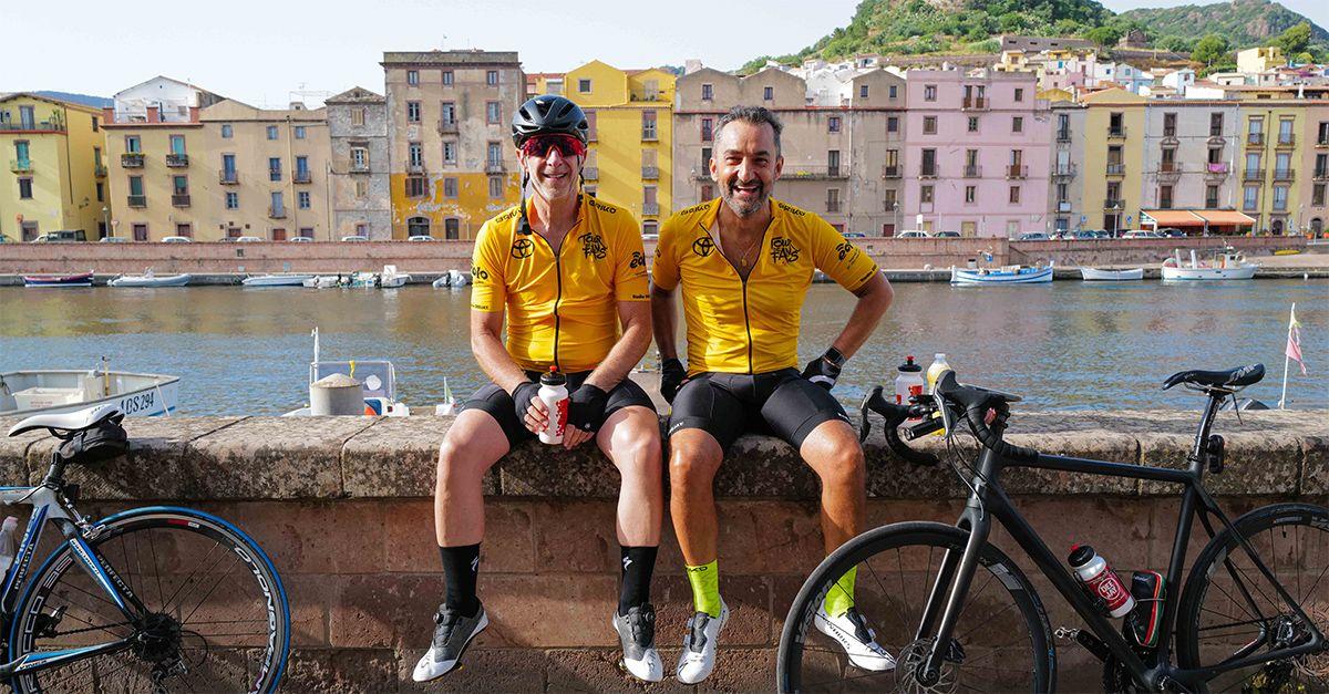Tour de Fans, tredicesima tappa: da Alghero a Bosa