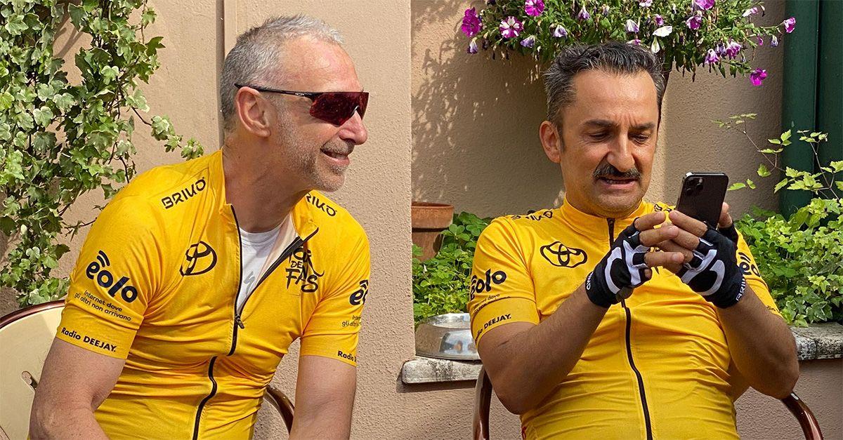 Tour de Fans, la prima tappa: da Bergamo a Desenzano del Garda