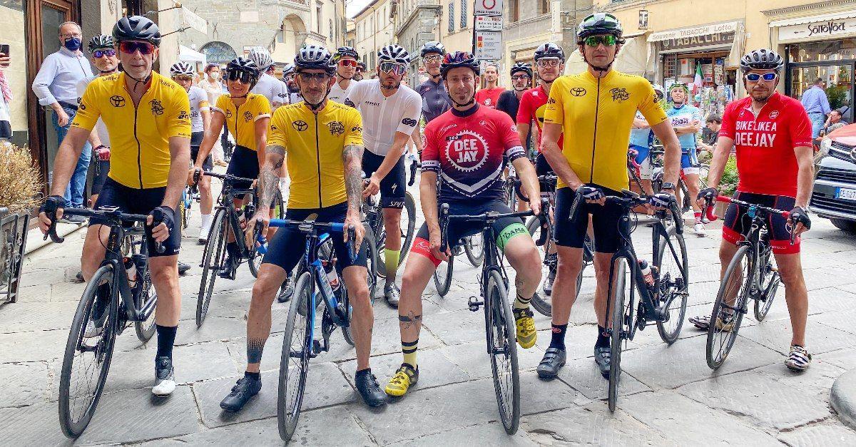 Tour De Fans, la decima tappa: da Cortona a Gubbio