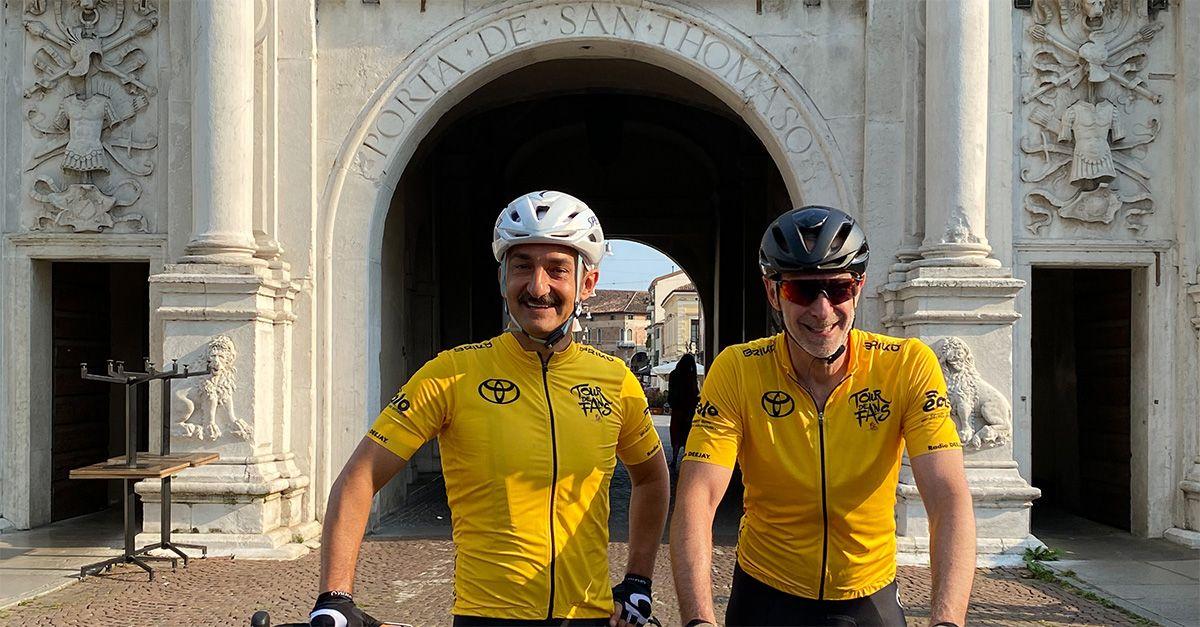 Tour de Fans, la terza tappa: da Vicenza a Treviso