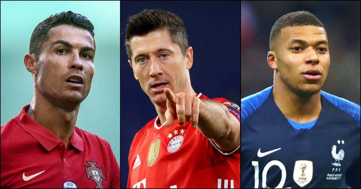 Euro 2020: i tre più forti in ogni reparto. Attacco? Ronaldo, Lewandowski e Mbappè