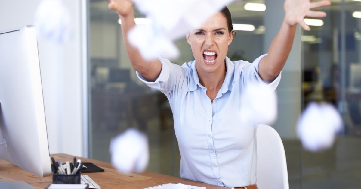 Come reagire se il lavoro vi sta facendo impazzire: i 10 consigli della psicologa