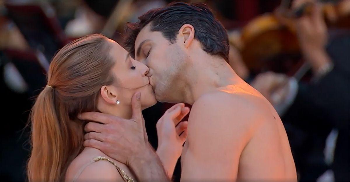 Festa della Repubblica. Roberto Bolle e Virna Toppi danzano al Quirinale