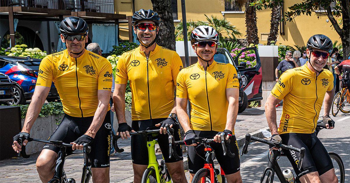 Tour de Fans, la seconda tappa: da Desenzano del Garda a Vicenza