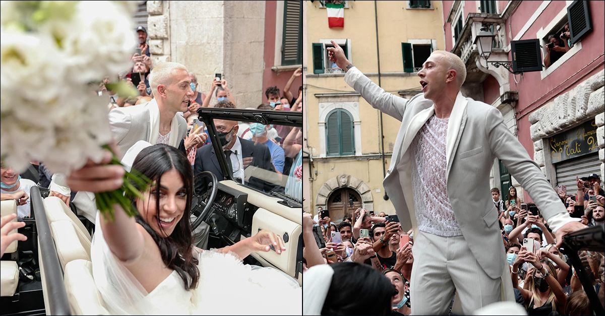 Il matrimonio di Federico Bernardeschi e Veronica Ciardi: sposi a Carrara a 48 ore dalla finale