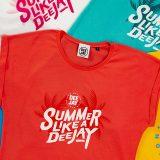 Scopri i colori dell'estate con le nuove t-shirt