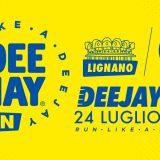 Deejay Ten a Lignano: i risultati, il video e le foto