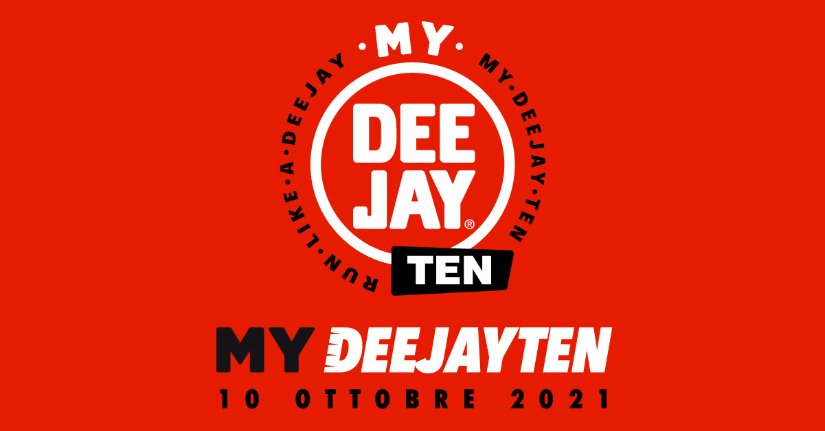 Hai corso il 10 ottobre? La tua Deejay Ten non è finita: puoi vincere premi fino al 31/10