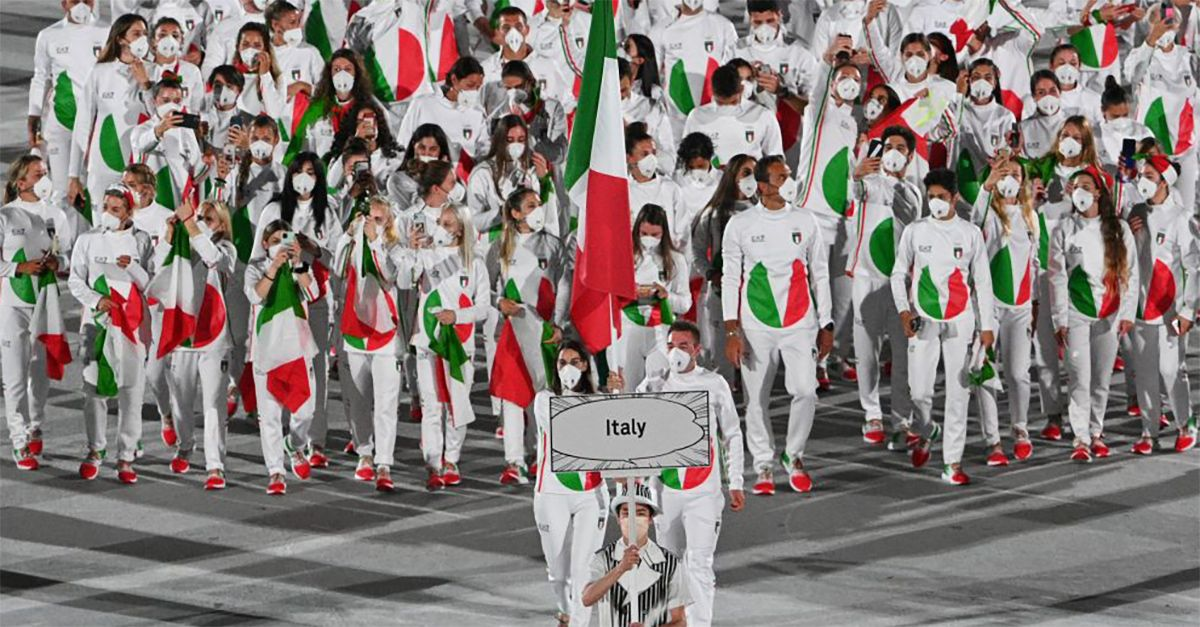 Tokyo 2020, al via le Olimpiadi con la cerimonia d'apertura
