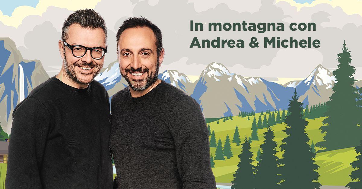 Qual è la montagna più alta che avete scalato? Raccontatelo ad Andrea e Michele