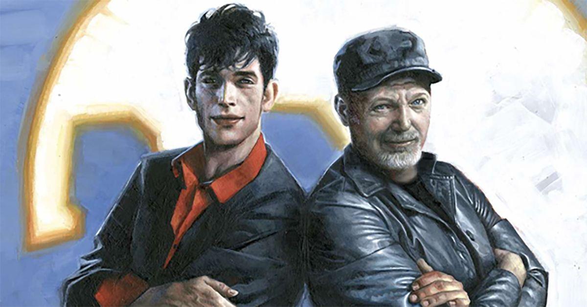 "Dylan Dog incontra Vasco Rossi: ""Sally"", ""Albachiara"" e ""Jenny"" diventano fumetti"