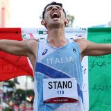 Massimo Stano, chi è il marciatore che ha vinto l'oro alle Olimpiadi di Tokyo
