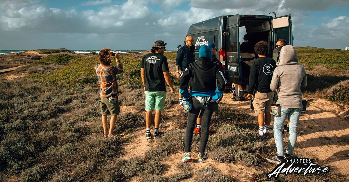 XMasters Adventure Camp torna in Sardegna e non sarà solo surf…