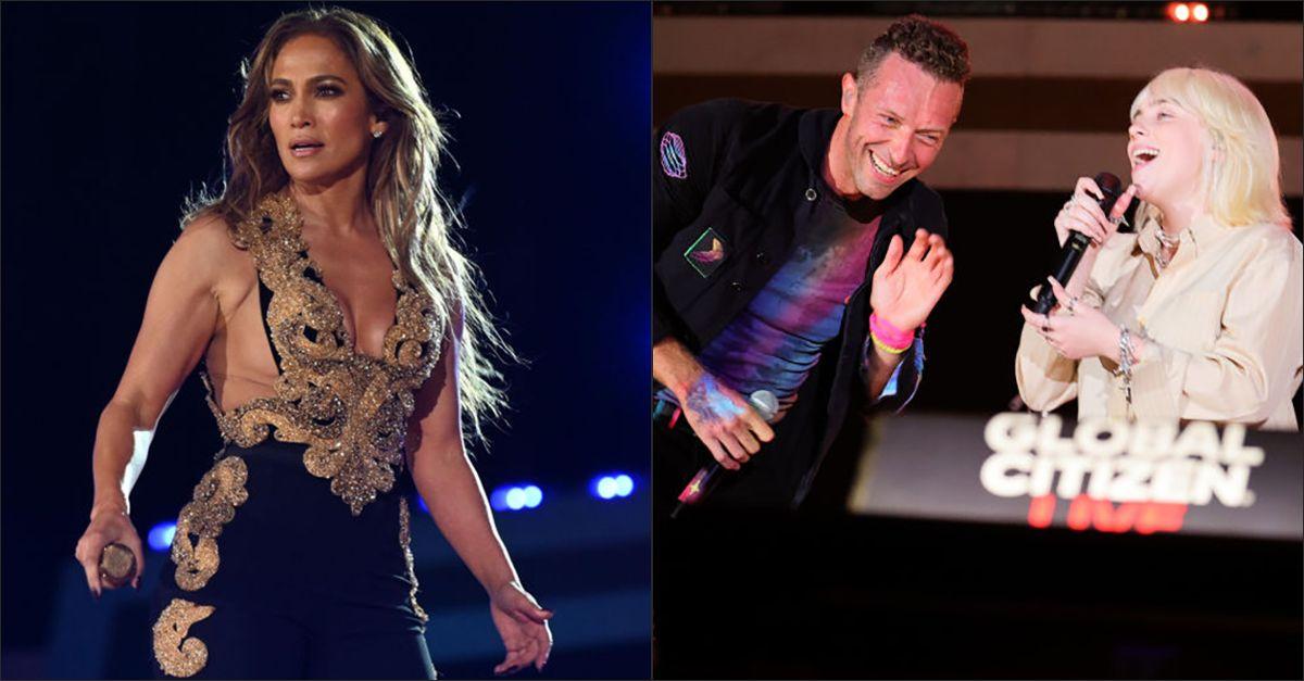 Global Citizen Live, da Jennifer Lopez a Chris Martin: i big in concerto per salvare il pianeta