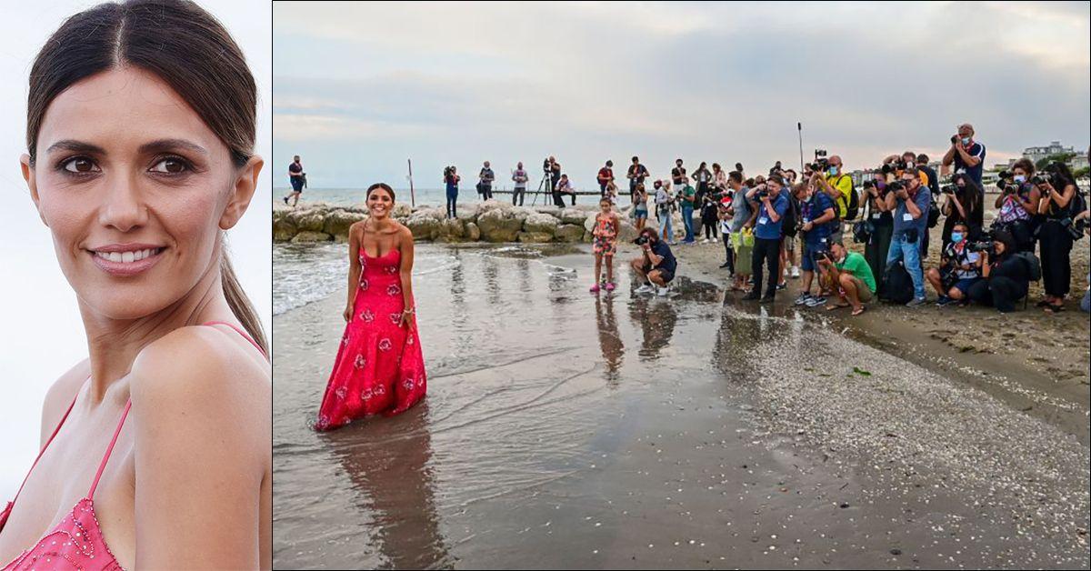 Serena Rossi, madrina del Festival di Venezia 2021: il debutto al Lido