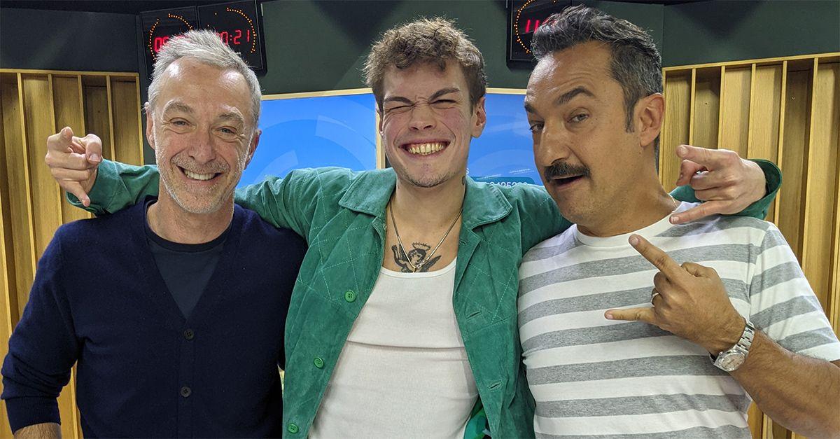 Blanco, dalla fidanzata a Sanremo: l'intervista di Linus e Nicola a Deejay chiama Italia