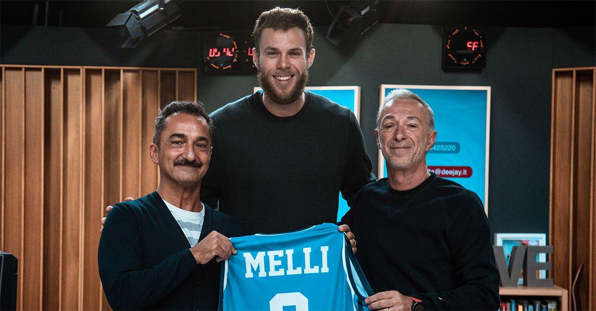 Nicolò Melli e il suo ritorno all'Olimpia Milano dopo due anni in NBA