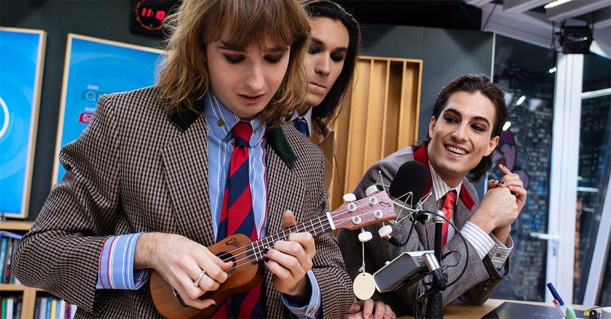 """Måneskin presentano """"Mammamia"""": il singolo nato dopo le polemiche all'Eurovision"""