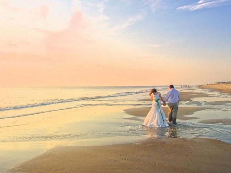 Matrimonio Spiaggia Romagna : Matrimoni in spiaggia radio deejay