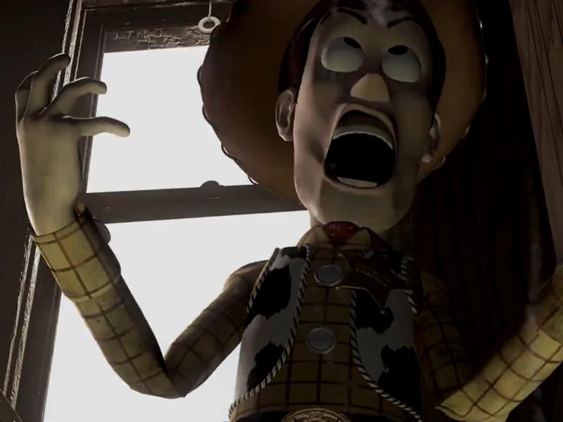 Se Toy Story fosse un horror: l'idea di un giovane youtuber