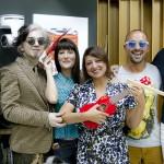 Mika, Morgan, Victoria e Fedez
